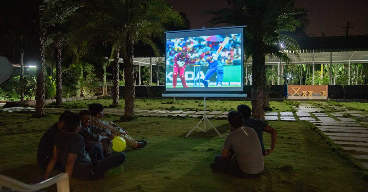projector and screen rental in bangalore