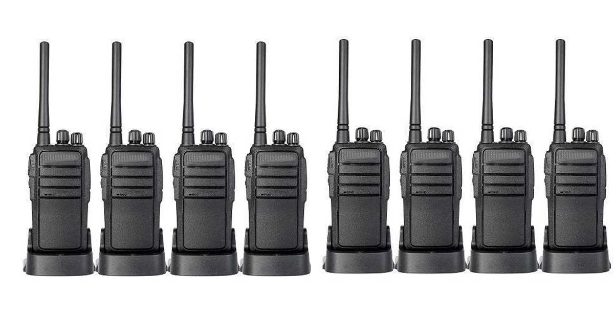 walkie talkie for rent near me