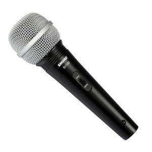 mic on rent