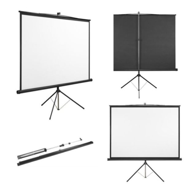 projector screen on rent