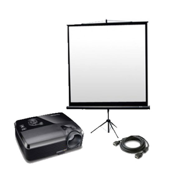 Projector and Screen Rental Packages